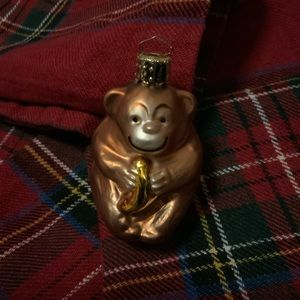 Other - Monkey in Mercury 🐒 Ornament.